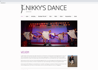 Nikky's Dance